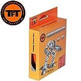 TFT Transform Line SF-01 200m Fluo rot - Angelschnur zum Forellenangeln, Monofile Angelschnur,...