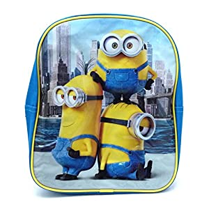 Minions Despicable Me Kids Backpack/ School Bag
