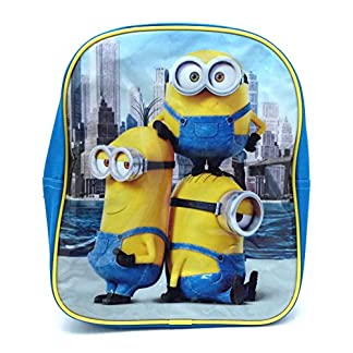 51DUFj8UYKL. SS324  - Minions Despicable Me Kids Backpack/ School Bag