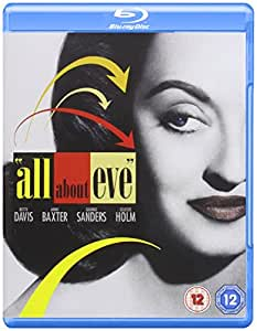 All About Eve [Blu-ray] [Import italien]