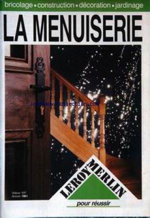 Pdf Menuiserie La Leroy Merlin Annee 1991 Download