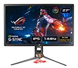 Asus PG27UQ Gaming Monitor de 27 '' 4K, 3840x2160, 1 ms, hasta 144 Hz, HDR1000