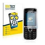 BROTECT Pellicola Vetro Compatibile con Nokia C2-01 - Vetro Prottetivo, Flessibile 9H, AirGlass