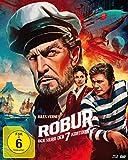Robur - Der Herr der sieben Kontinente (Mediabook, Blu-ray+DVD) (Version A)