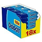 foto Dodot - Toallitas para bebé, 18 paquetes de unidades, total de 1152