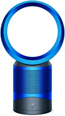 Dyson Pure Cool Link Desk WiFi-Enabled Air Purifier, Desk (Iron/Blue)