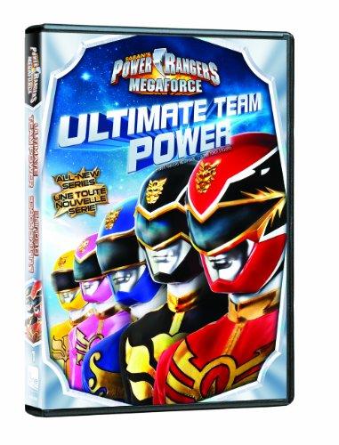 Saban's Power Rangers Megaforce: Ultimate Team Power