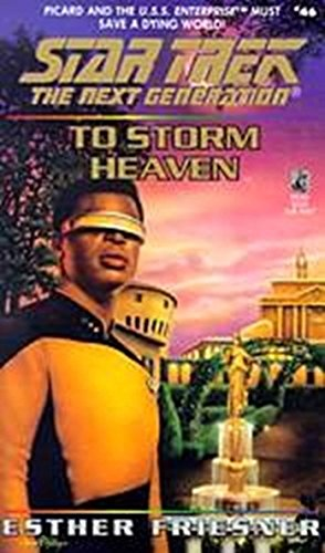 To Storm Heaven (Star Trek: The Next Generation)