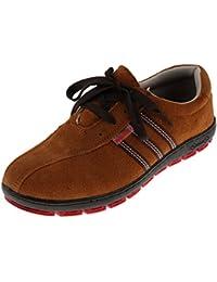 5b435d2c831c43 Homyl Uisexe Chaussures d'orteil en Acier Hommes Chaussures De Sécurité ...