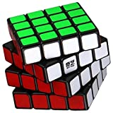 QiYi Magic Cube 4x4x4 QiYuan by Yukub - Negro