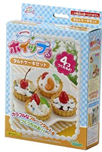Tart cake set W-03 and Ru whip (japan import)