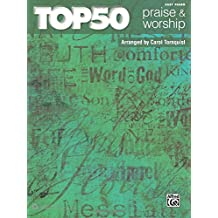Top 50 Praise & Worship: Easy Piano