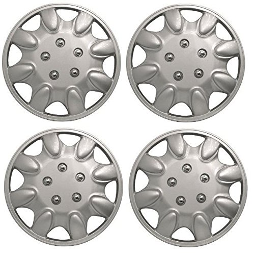 nissan-micra-hatchback-car-wheel-trims-hub-caps-plastic-covers-titan-15-silver