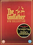The Godfather DVD Collection (4 Disc Box Set) [DVD] [1972]