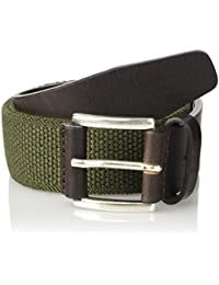 Lee Herren Gürtel Cotton Leather Strap