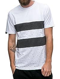 T-shirt Wrung Stratos blanc