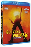 Que Viene Valdez  BD 1971 Valdez Is Coming [Blu-ray]