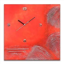 K-Edition Geräuschlose Uhren k1020