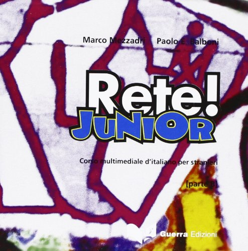 Rete! Junior. Corso multimediale d'italiano per stranieri. Parte B. CD Audio