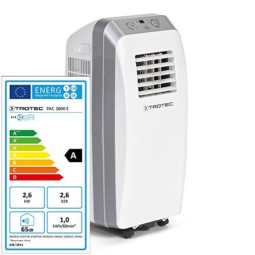 Climatiseur portable Trotec PAC 2600 9000 BTU (2,6 Kw)