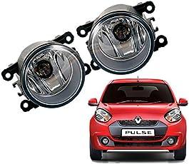 Autopearl Car Fog Lamp Light for Renault Pulse (Set of 2)