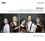Bohemia : Quintettes à vent de Janacek, Haas, Zemlinsky et Foerster. Quintette Alcega.