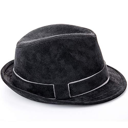 kyprx Hut Hut Nachahmung Wolle Hut Kostüm weiblichen Jazz Hut Hut Männer und Frauen Tuch Hut Mode Wilden weiblichen - Weibliche Kostüm Männer