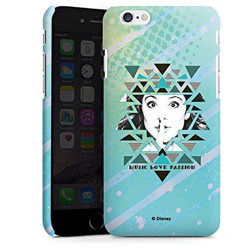 Apple iPhone X Silikon Hülle Case Schutzhülle Disney Violetta Fanartikel Merchandise Premium Case matt