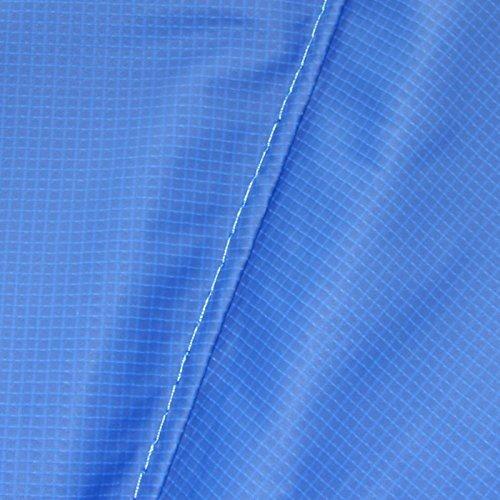 Gartentrampolin Trampolin 305 bis 310 cm in blau mit Sicherheitsnetz und Einstiegsleiter -