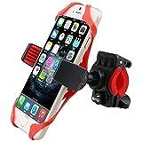 Die Hard CQLEK Universal Adjustable Bicycle Bike Cell Phone Cradle Rack Handlebar Mobile
