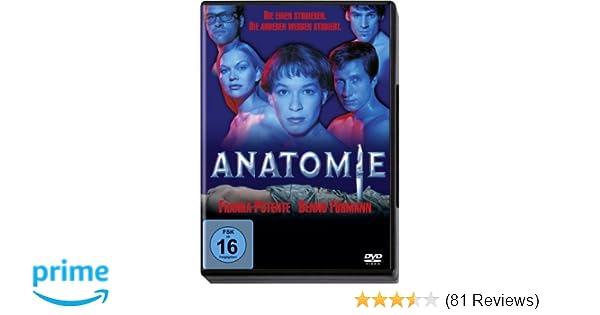 Anatomie: Amazon.de: Franka Potente, Benno Fürmann, Anna Loos ...