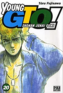 Young GTO Edition simple Tome 20