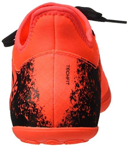 adidas X 16.2 Court, Entraînement de football homme Rouge (Solar Red/Core Black/Solar Red)
