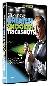 Steve Davis - Greatest Snooker Trickshots [DVD]