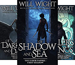The Elder Empire - Shadow (3 Book Series) von  Will Wight WIll Wight