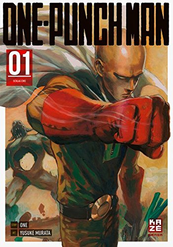 ONE-PUNCH MAN 01 (Man 1 Mega)