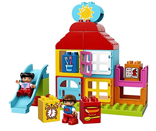 LEGO Duplo 10616 - Mein erstes Spielhaus, Spielzeug für 1 Jahre