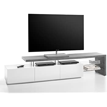 lifestyle4living tv lowboard lowboard tv board fernsehtisch tv schrank tv bank tv. Black Bedroom Furniture Sets. Home Design Ideas