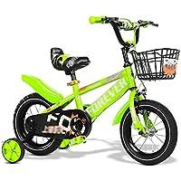 Bicicletas para niños 2-11 Años 12 14 16 18 20 Pulgadas Azul Rojo Amarillo