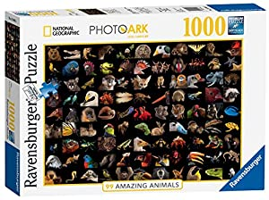 Ravensburger Puzzle para Adultos 15983Ravensburger 15983-99Impresionante Animales de Adultos Puzzle