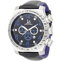 Joshua & Sons Reloj de cuarzo Man JS-14-BU 52.0 mm