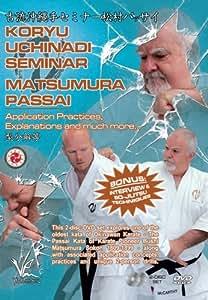 Koryu Uchinadi Matsumura Passai 2 DVD Box - Patrick McCarthy