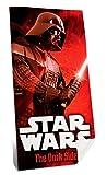 Disney-Star Wars Toalla de Playa, sw92340, 140x 70cm