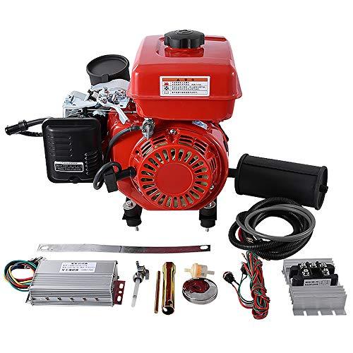 WENHU Nueva Doble silenciador 3000R / Min 3000W Generador