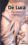 La nature exposée : roman / Erri De Luca  