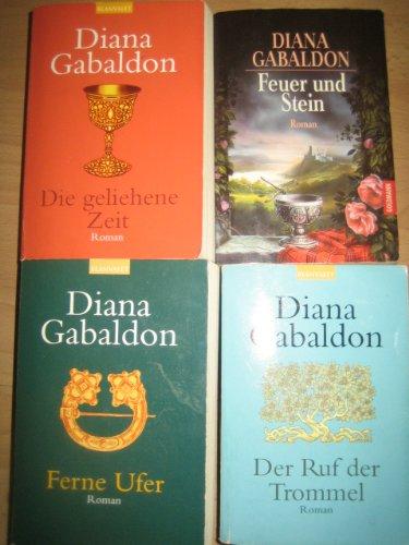 Highland-Saga komplett: Feuer und Stein + Die geliehene Zeit + Ferne Ufer + Der Ruf der Trommel