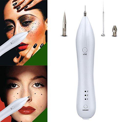 rsprossen Dot Mole Dark Spot Tattoo Removal Pen Schönheit Haut Maschine Neu (Punkt Bleistift Stift) (Spot-reiniger-maschine)
