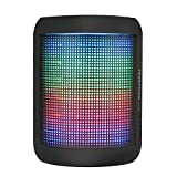 51DUmDdLxpL. SL160  - BEST BUY #1 Bluetooth Speakers, YEONPHOM Super Bass Wireless Portable Outdoor Stereo Speaker with LED Colorful Light Build-in Mic Hands-Free Compatible with iPhone,iPad,iPod,Android Smart-phone,Latops(Black) Reviews and price compare uk