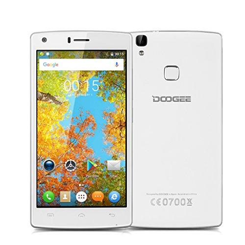 DOOGEE X5 MAX Pro - Smartphone Móvil Libre 4G Android 6.0 (5.0