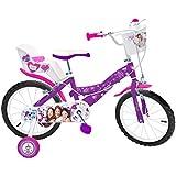 """Violetta - Bicicleta de 16"""" (Toimsa 587)"""